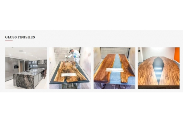 Image Gallery from Jeco Custom Wood Finishing