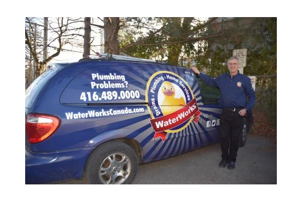 Image Gallery from Waterworks Plumbing & Drains