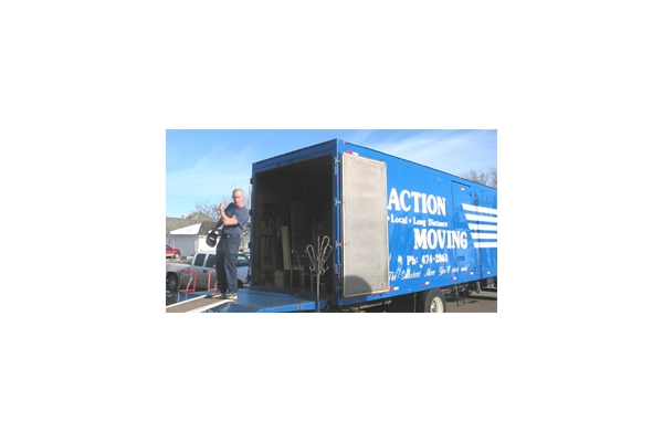 Image Gallery from Action Moving