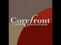 logo Corefront Custom Renovations