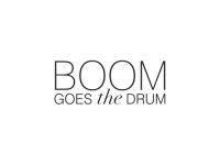 logo Boom Goes the Drum