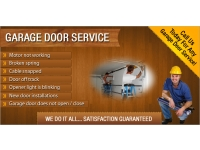 logo garage door service