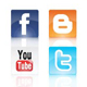 Reach more customers by linking your profile with socials most popular networks like Facebook, Twitter, MySpace, YouTube and LinkedIn.